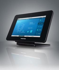 Crestron Debuting Advanced Wireless Touch Screen