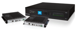 Crestron Now Shipping End-to-End 4K/60 Fiber Solutions Across DigitalMedia™ Product Line