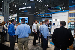 Crestron Showcases Scalable Lighting Control Solutions at LightFair® International 2016
