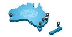 Crestron Opens New Offices in Australia & New Zealand