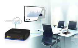 Crestron Now Shipping AVF Hub Enterprise Management Bridge for Meeting Rooms