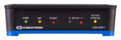 Crestron Now Shipping the First All-in-One Solution for Audio Streaming