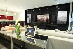 Crestron Opens New Design Showroom in Pacific Design Center