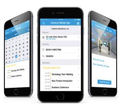 Crestron Introduces Mobile Access to Enterprise Technology