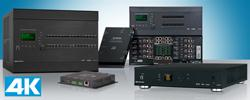 Crestron to Demonstrate Industry-First End-to-End 4K Matrix Switching and Large-Scale Distribution Solution at ISE 2014