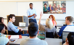 Crestron Transforms the Classroom into a Dynamic Learning Environment at EDUCAUSE 2016