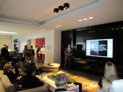 Crestron Celebrates One Year Anniversary of New York Design Showroom at DDB Fall Market 2012