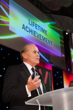Crestron's George Feldstein Honored with Lifetime Achievement Award