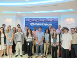 Summer Intern Class of 2015 Joins the Crestron Family