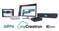 Crestron Puts the Cloud to Work for Dealers  On Every Crestron System