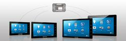 "Crestron Introduces 20"" Touch Screen and Voice Command Recognition for TSW line"