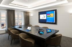 Crestron to Deliver the Ultimate Microsoft® Surface™ Hub Collaboration Solution