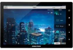 Crestron now shipping advanced new generation of TSW touch screens