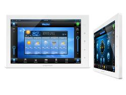 Home Control Never Looked This Good, See Crestron TSW Touch Screens in Action at CEDIA EXPO