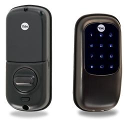 Yale Real Living™ Wireless Door Locks  Coming Soon