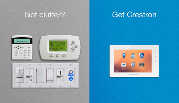Residential lighting solutions crestron electronics inc for Home automation plan