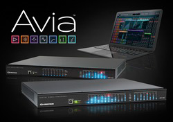 Crestron Demonstrates Groundbreaking Avia™ Audio Solutions for the Enterprise at InfoComm™ 2017
