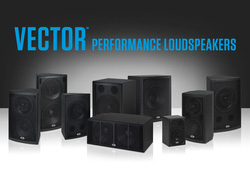 Crestron Debuts New Vector™ Performance Loudspeakers at InfoComm™ 2017