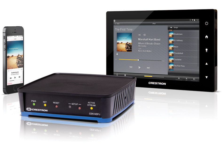 Audio Crestron Electronics Inc