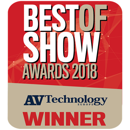 AV Technology Europe Best of Show