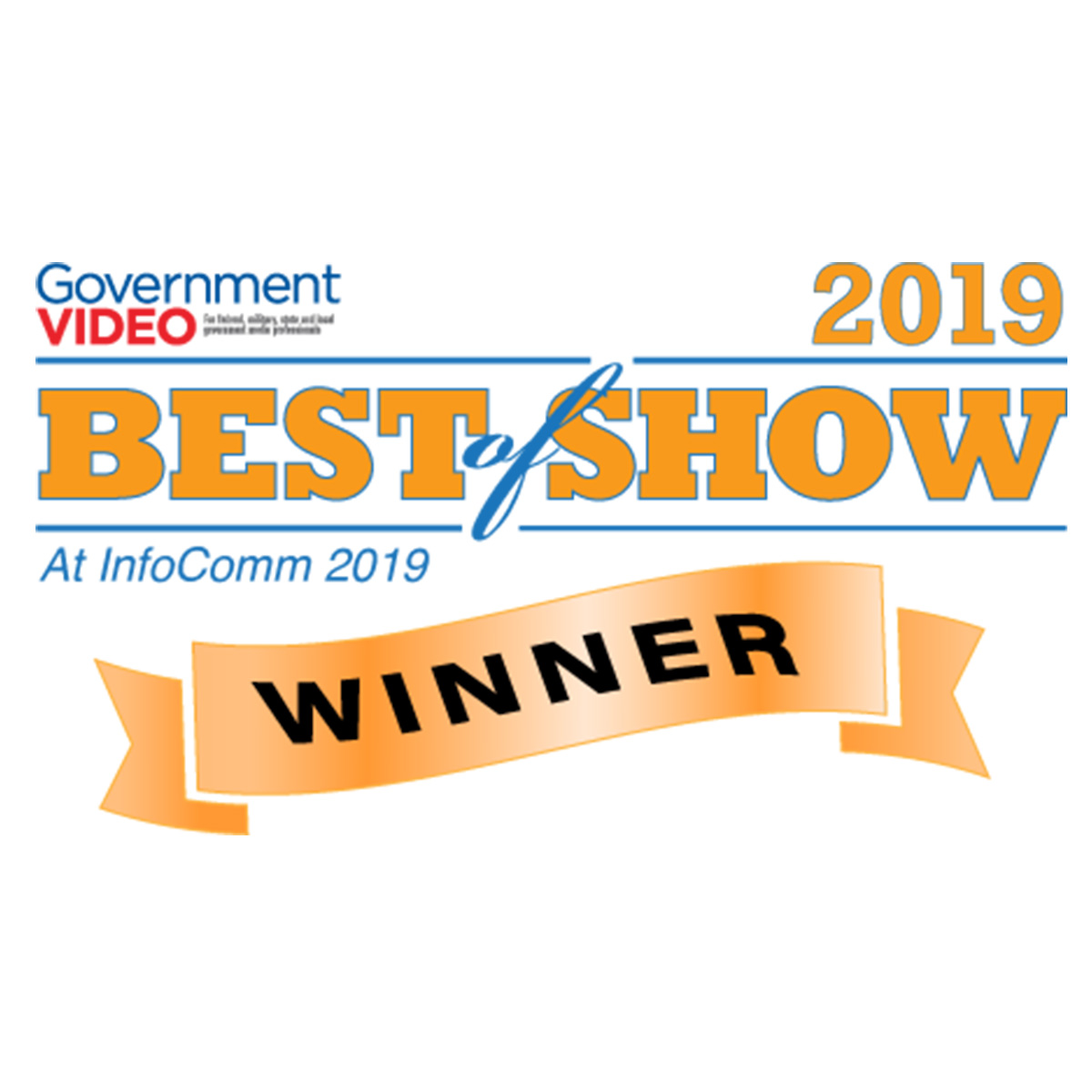 "Government Video ""Best of Show"""
