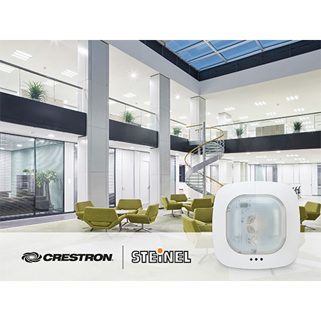 Crestron to Showcase Steinel Presence Sensors at  LightFair® International 2018