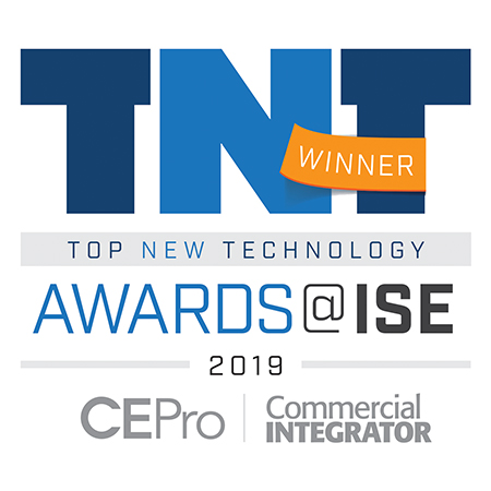 2019 Top New Technology Commercial Integrator Awards