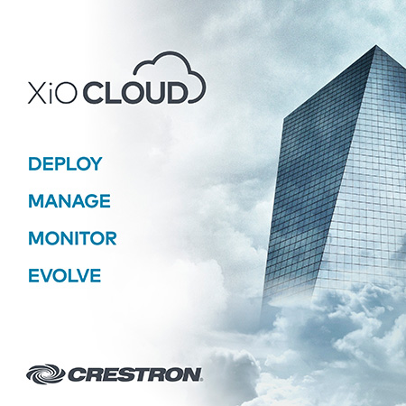 Crestron to Debut Revolutionary Cloud-Based Deployment, Management, and Monitoring Platform at InfoComm® 2018