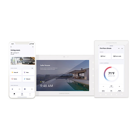New Crestron Home, Powered by OS 3, Delivers Smart Home User Experience Like No Other