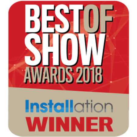 Installation ISE Best of Show