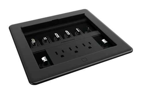 Crestron Debuts Next Generation FlipTops™ at ISE 2018