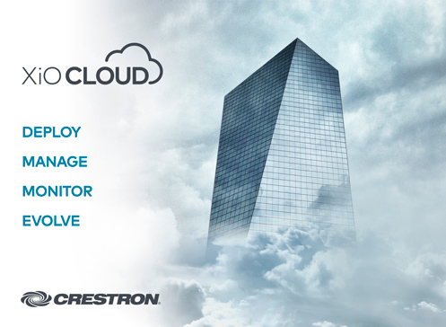 Crestron Unveils Cloud-Based Deployment, Provisioning, and Management Platform