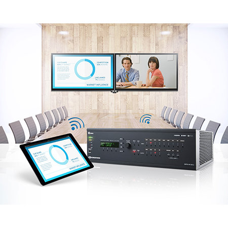 "Crestron DigitalMedia™ Now Offers ""Any Content, Anywhere"" via Networked, All-in-One, Point-to-Point, and Standalone Solutions"