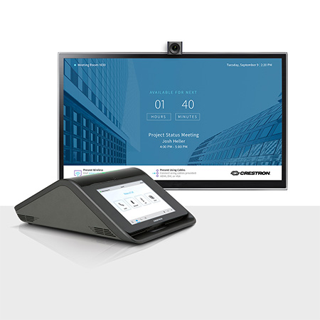 Crestron Partners with Huddly to Further Enhance  Crestron Mercury® UC Experience
