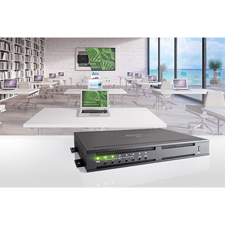 New Crestron DigitalMedia™ Simple Room Solutions Cover All the Bases in Smaller Spaces