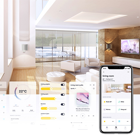 Crestron Debuting Wide Array of New Crestron Home Features and More Partner Device Integration at ISE 2020