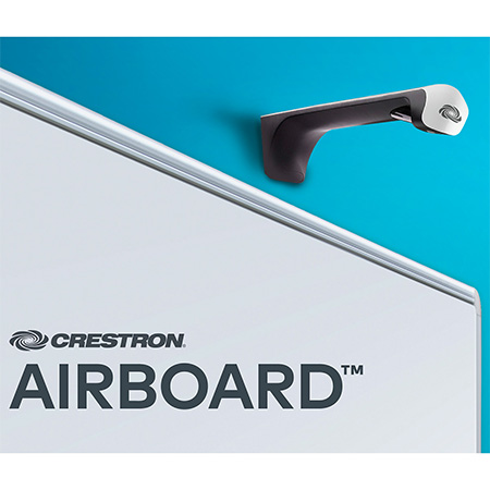 Crestron Enhances Its Presentation Portfolio with Crestron AirBoard Whiteboard Capture System