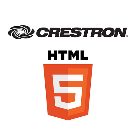 Crestron Offers Custom UI Development for Touch Screens and Mobile Devices Using Standards-Based HTML5 Software