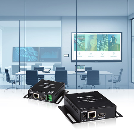 Crestron Introduces DM Lite, a New Ecosystem of Simple,  Low-Cost Signal Extenders