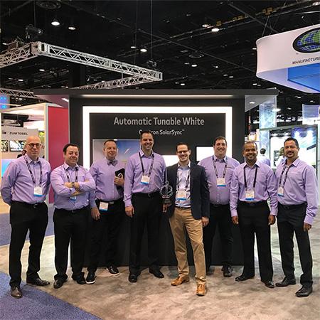 Crestron Wins LFI Innovation Awards at LightFair  International 2018 Tradeshow