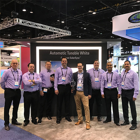 Crestron Wins LFI Innovation Awards at LightFair  International 2018 Tradeshow