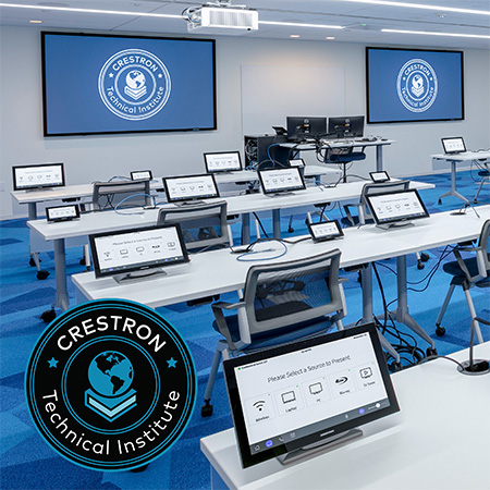 Crestron Opens New Training Center in Atlanta Area