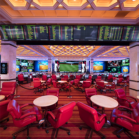 Peppermill® Resort Spa Casino: Reno's Race and Sportsbook