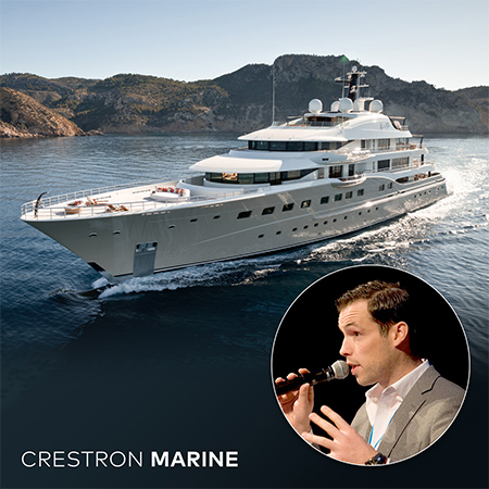Crestron to Launch Specialized Marine Program