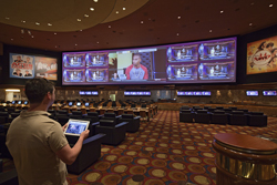 The Mirage® Hotel, Race & Sports Book