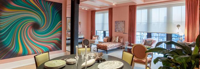 Jamie Drake jamie drake designer visions show house at historic walker tower®
